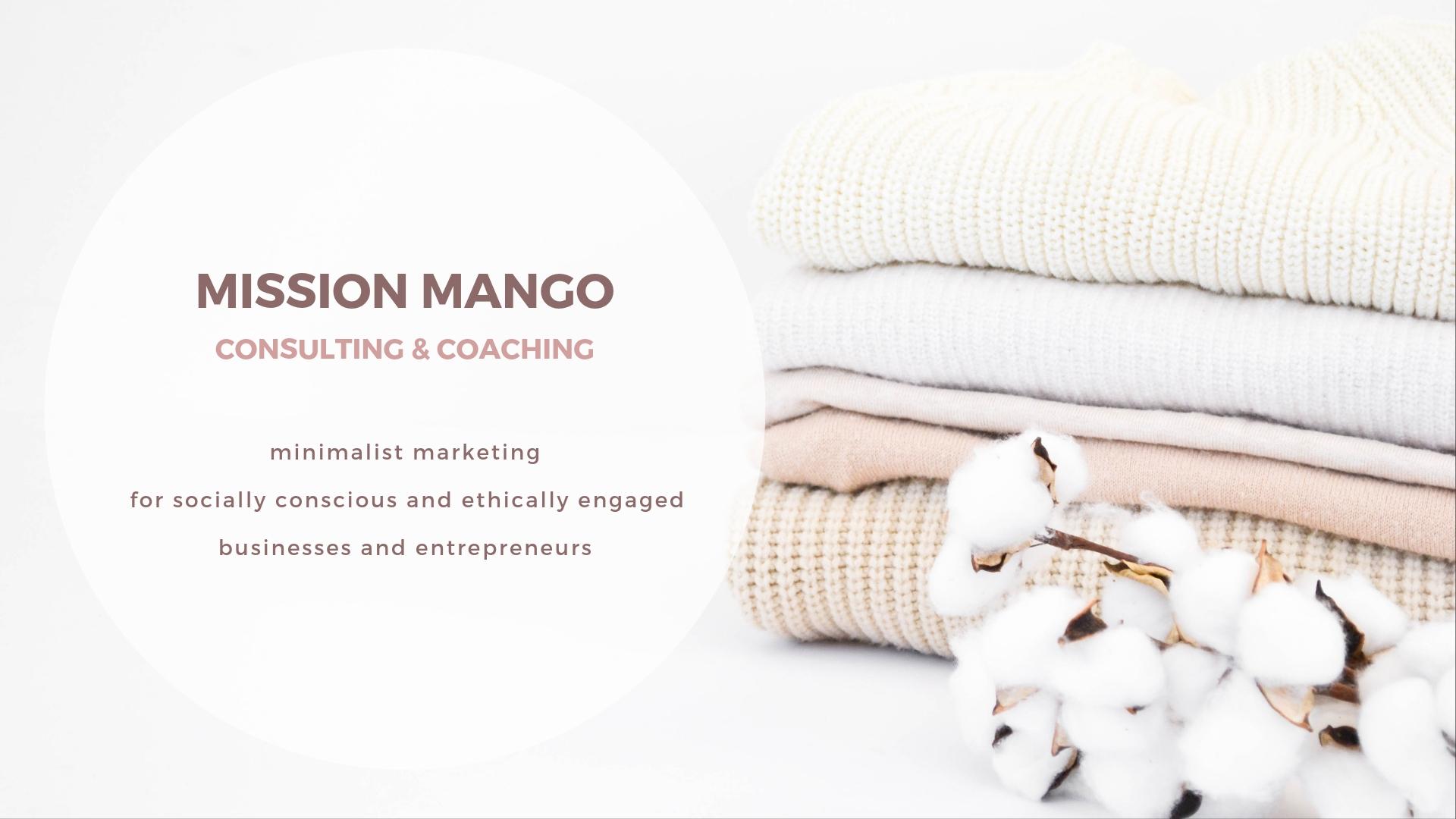 Mission Mango